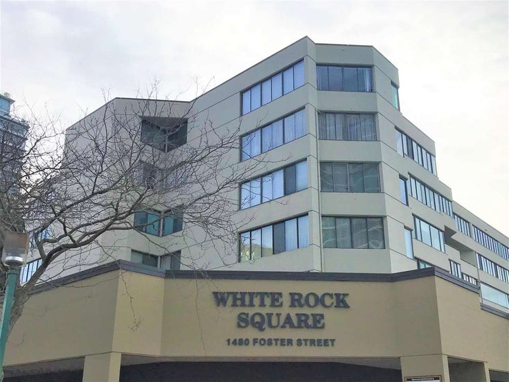 408 1480 FOSTER STREET - White Rock Apartment/Condo for sale, 2 Bedrooms (R2538169)