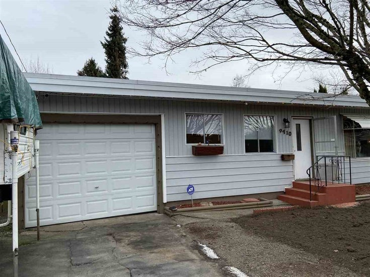 9410 CORBOULD STREET - Chilliwack W Young-Well House/Single Family for sale, 2 Bedrooms (R2538190)