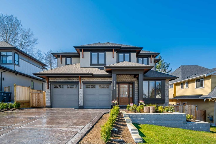 2861 165 STREET - Grandview Surrey House/Single Family for sale, 5 Bedrooms (R2538193)