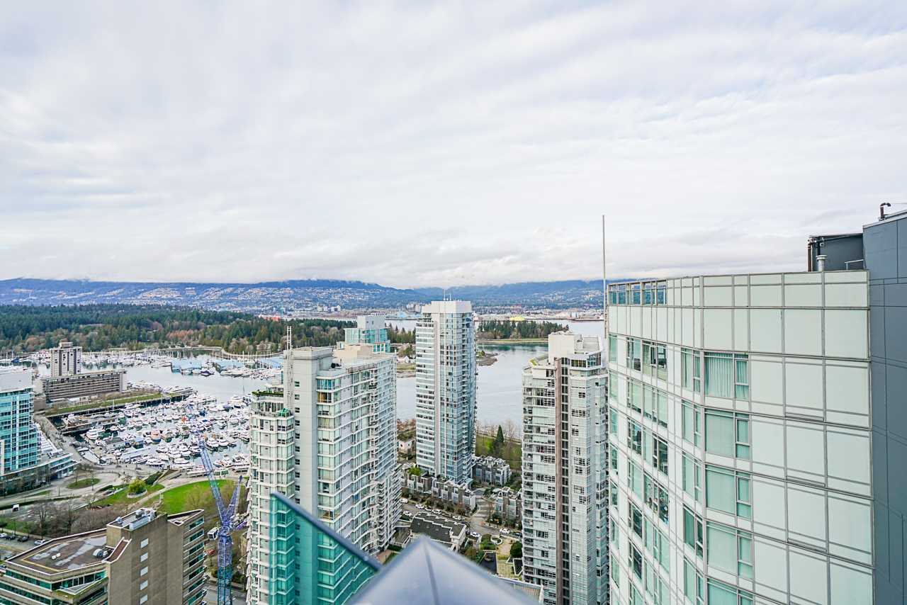 3402 1189 MELVILLE STREET - Coal Harbour Apartment/Condo for sale, 2 Bedrooms (R2538230)