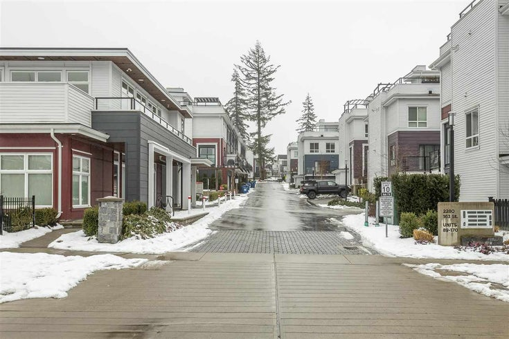 105 2280 163 STREET - Grandview Surrey Townhouse for sale, 4 Bedrooms (R2538324)