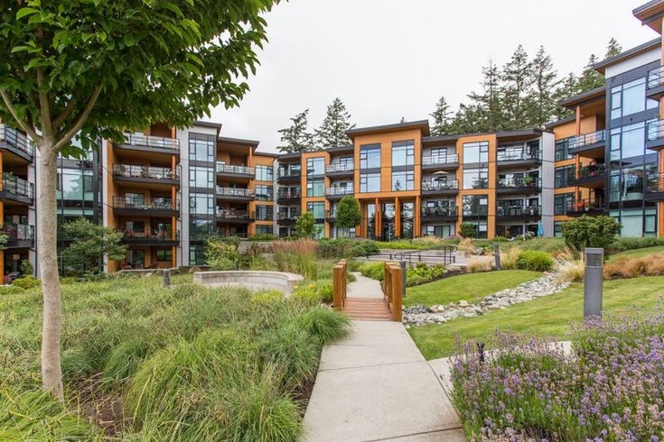 415 14855 THRIFT AVENUE - White Rock Apartment/Condo for sale, 1 Bedroom (R2538329)