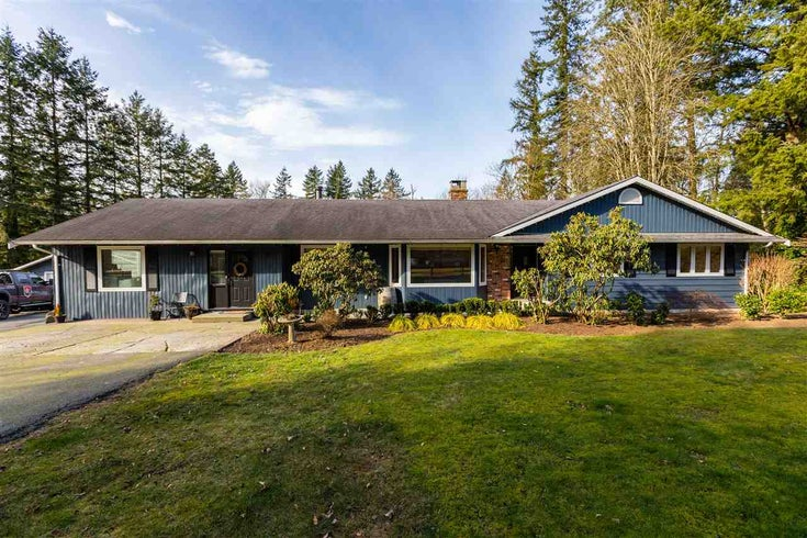 7025 HESSLEA CRESCENT - Bradner House with Acreage for sale, 3 Bedrooms (R2538338)