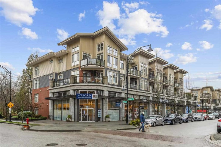 304 201 MORRISSEY ROAD - Port Moody Centre Apartment/Condo for sale, 2 Bedrooms (R2538344)