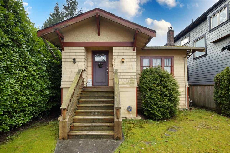 4690 W 9TH AVENUE - Point Grey House/Single Family for sale, 3 Bedrooms (R2538345)