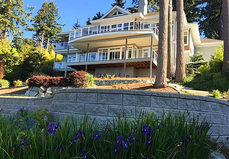 1243 GOWER POINT ROAD - Gibsons & Area House/Single Family for sale, 4 Bedrooms (R2538404)