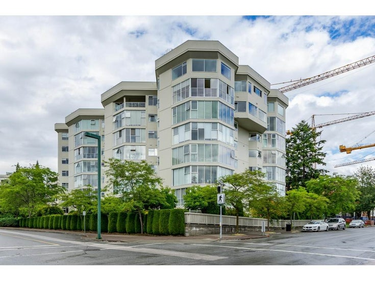 215 1442 FOSTER STREET - White Rock Apartment/Condo for sale, 2 Bedrooms (R2538444)