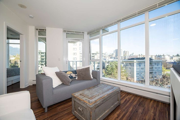 601 175 W 2ND STREET - Lower Lonsdale Apartment/Condo for sale, 2 Bedrooms (R2538453)