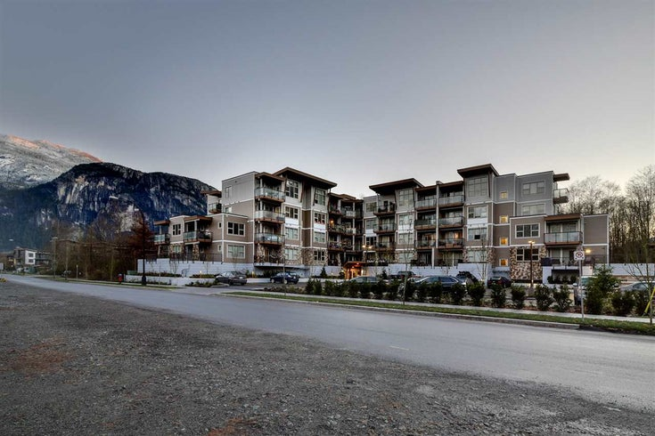411 1150 BAILEY STREET - Downtown SQ Apartment/Condo for sale, 2 Bedrooms (R2538671)