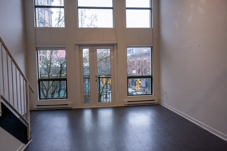 304 1 E CORDOVA STREET - Downtown VE Apartment/Condo for sale, 1 Bedroom (R2538699)