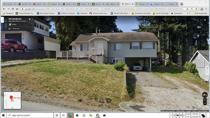 2901 MCCALLUM ROAD - Central Abbotsford House/Single Family for sale, 2 Bedrooms (R2538729)