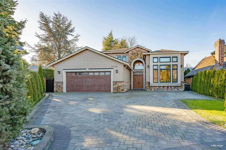 6720 JUNIPER DRIVE - Woodwards House/Single Family for sale, 6 Bedrooms (R2538746)
