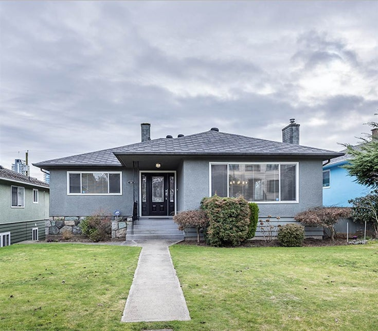 578 W 61ST AVENUE - Marpole House/Single Family for sale, 5 Bedrooms (R2538751)