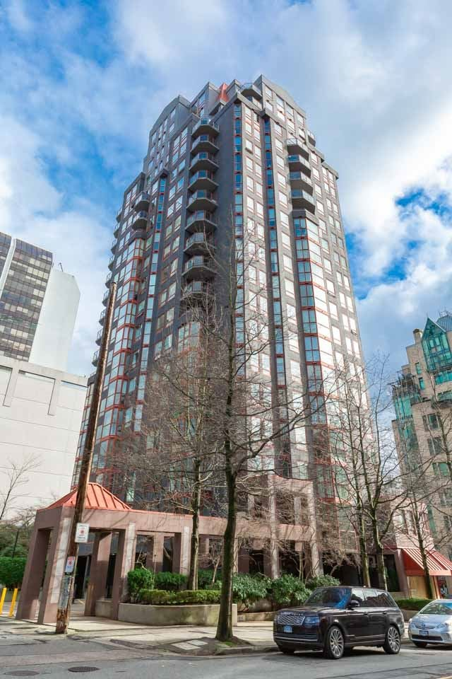 1706 811 HELMCKEN STREET - Downtown VW Apartment/Condo for sale, 2 Bedrooms (R2538796)