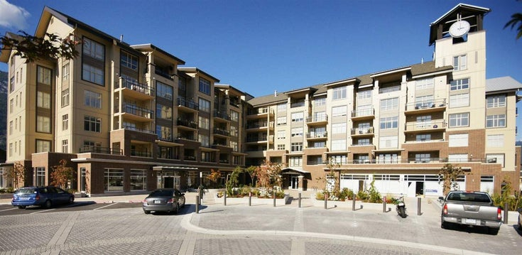 420 1211 VILLAGE GREEN WAY - Downtown SQ Apartment/Condo for sale, 1 Bedroom (R2538855)