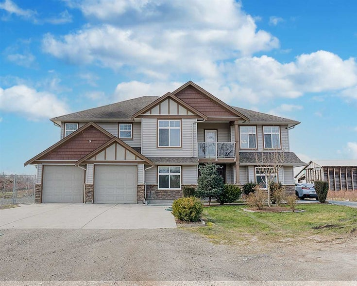2089 BRADNER ROAD - Aberdeen House with Acreage for sale, 8 Bedrooms (R2538863)