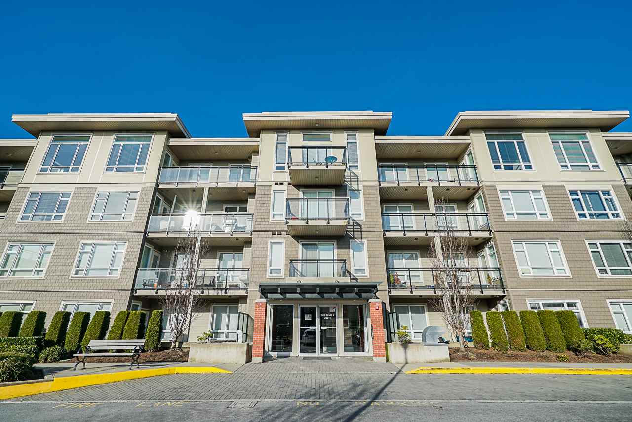 A403 20211 66 AVENUE - Willoughby Heights Apartment/Condo for sale, 2 Bedrooms (R2538882) - #1
