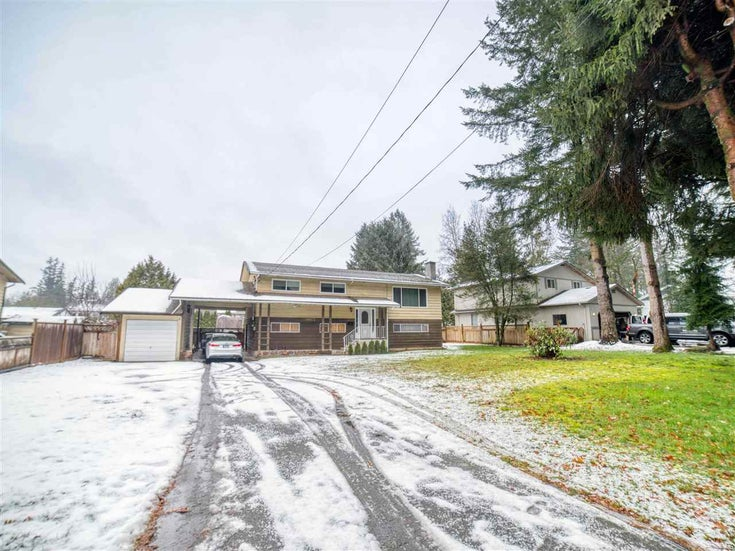 20073 42 AVENUE - Brookswood Langley House/Single Family for sale, 5 Bedrooms (R2538938)