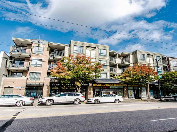 103 2741 E HASTINGS STREET - Hastings Sunrise Apartment/Condo for sale(R2538941)