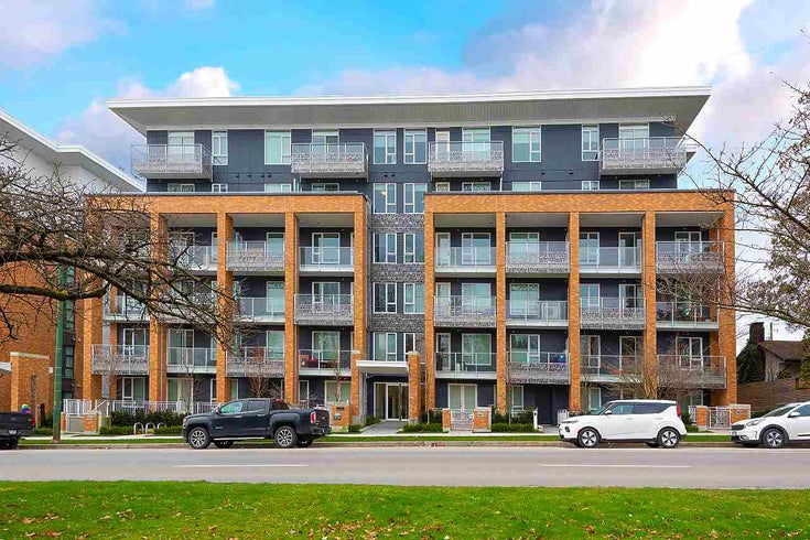 208 6933 CAMBIE STREET - South Cambie Apartment/Condo for sale, 2 Bedrooms (R2538957)