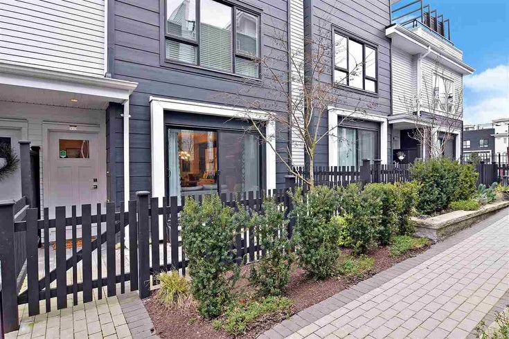 160 2280 163 STREET - Grandview Surrey Townhouse for sale, 3 Bedrooms (R2538991)