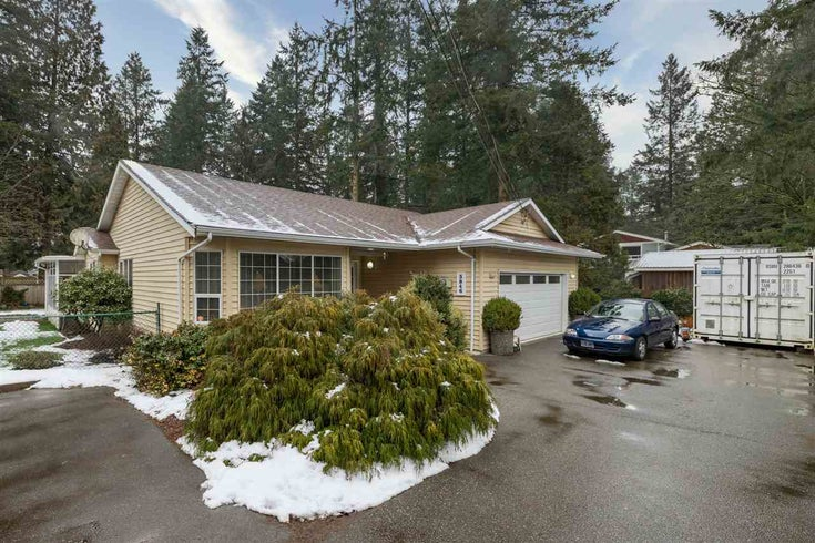 3846 204 STREET - Brookswood Langley House/Single Family for sale, 3 Bedrooms (R2538994)