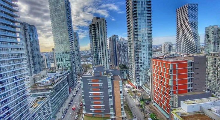 1907 1295 RICHARDS STREET - Downtown VW Apartment/Condo for sale, 1 Bedroom (R2539042)