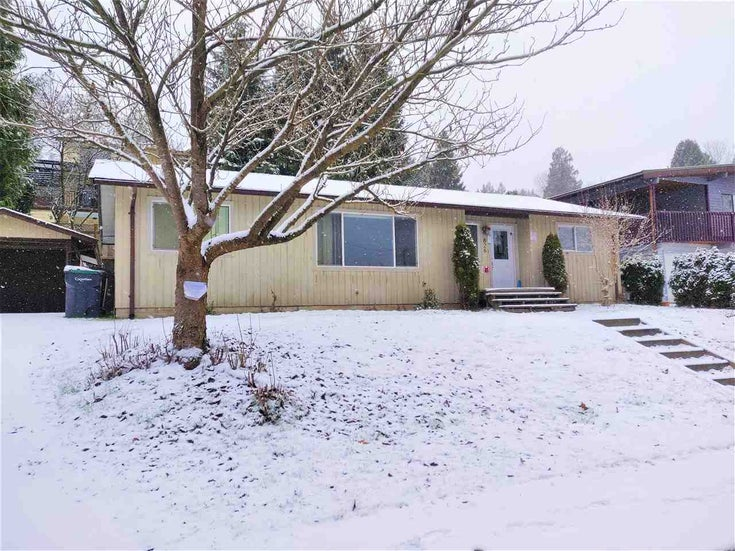 826 SHARPE STREET - Ranch Park House/Single Family for sale, 3 Bedrooms (R2539102)