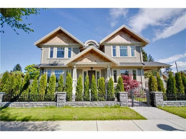 4128 SELKIRK STREET - Shaughnessy House/Single Family for sale, 5 Bedrooms (R2539158)