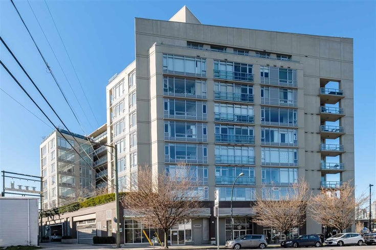 603 2055 YUKON STREET - False Creek Apartment/Condo for sale, 1 Bedroom (R2539180)