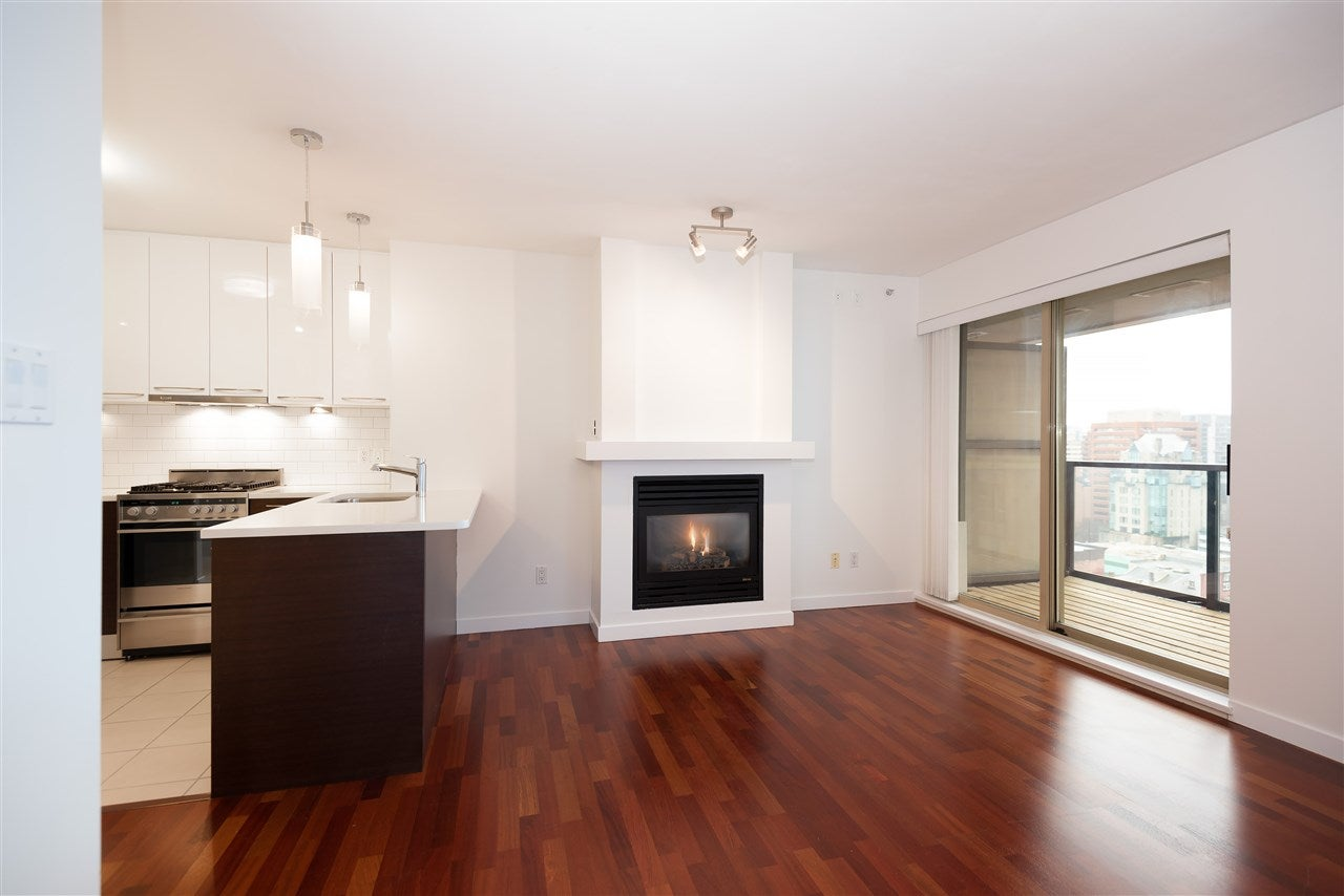2003 989 RICHARDS STREET - Downtown VW Apartment/Condo for sale, 2 Bedrooms (R2539220) - #1