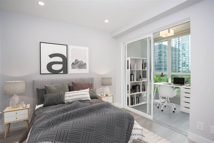 406 1367 ALBERNI STREET - West End VW Apartment/Condo for sale, 2 Bedrooms (R2539231)