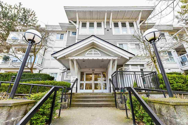 306 3038 E KENT AVE SOUTH AVENUE - South Marine Apartment/Condo for sale, 2 Bedrooms (R2539242)