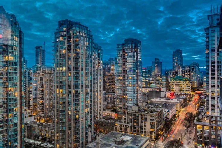 2208 888 HOMER STREET - Downtown VW Apartment/Condo for sale, 1 Bedroom (R2539259)