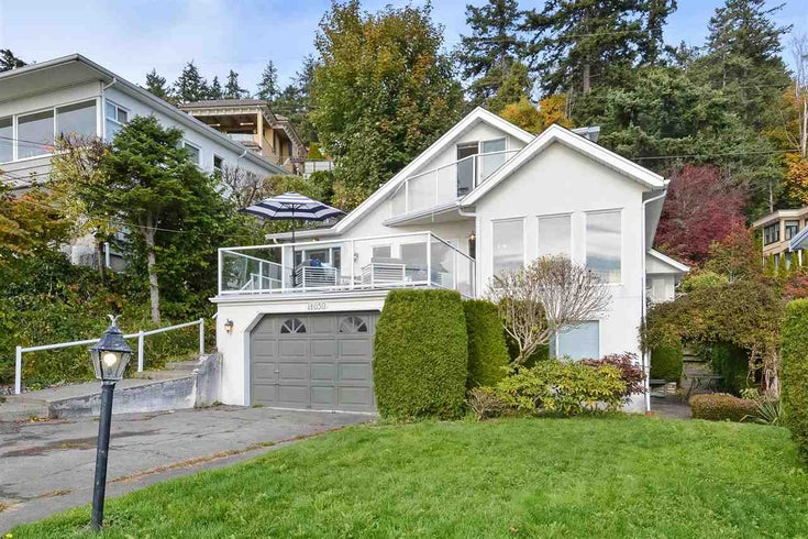 14659 WEST BEACH AVENUE - White Rock House/Single Family for sale, 3 Bedrooms (R2539278)
