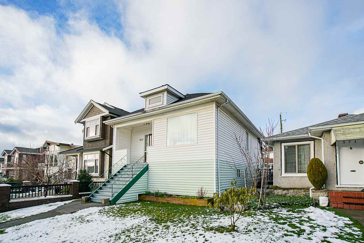 565 E 57TH AVENUE - South Vancouver House/Single Family for sale, 5 Bedrooms (R2539283) - #1