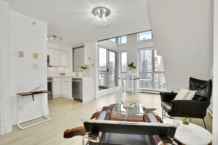 1606 1238 RICHARDS STREET - Yaletown Apartment/Condo for sale, 1 Bedroom (R2539296)