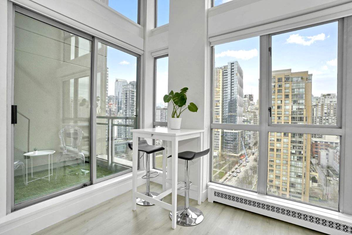 1606 1238 RICHARDS STREET - Yaletown Apartment/Condo for sale, 1 Bedroom (R2539296) - #19