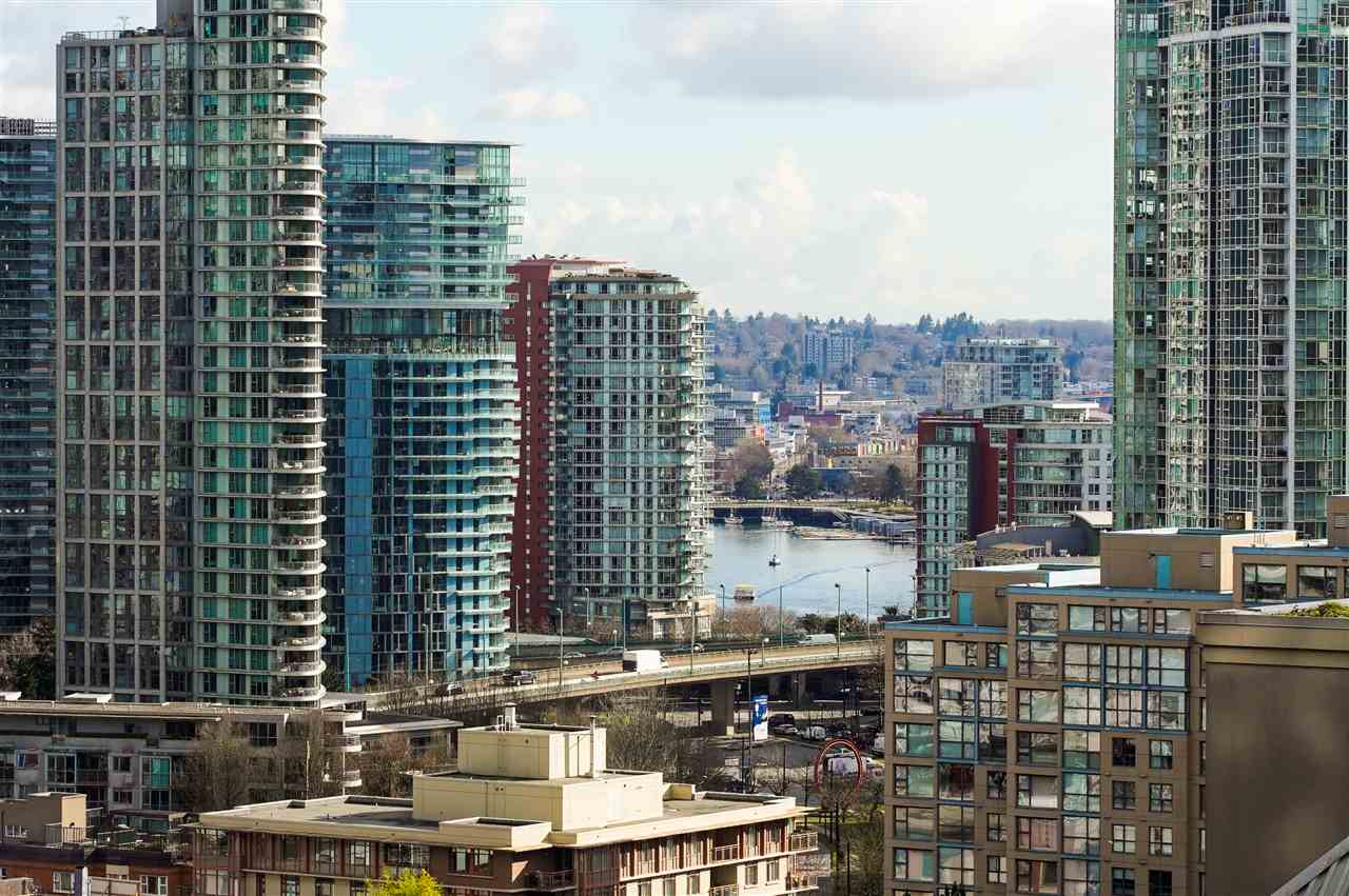 1606 1238 RICHARDS STREET - Yaletown Apartment/Condo for sale, 1 Bedroom (R2539296) - #23
