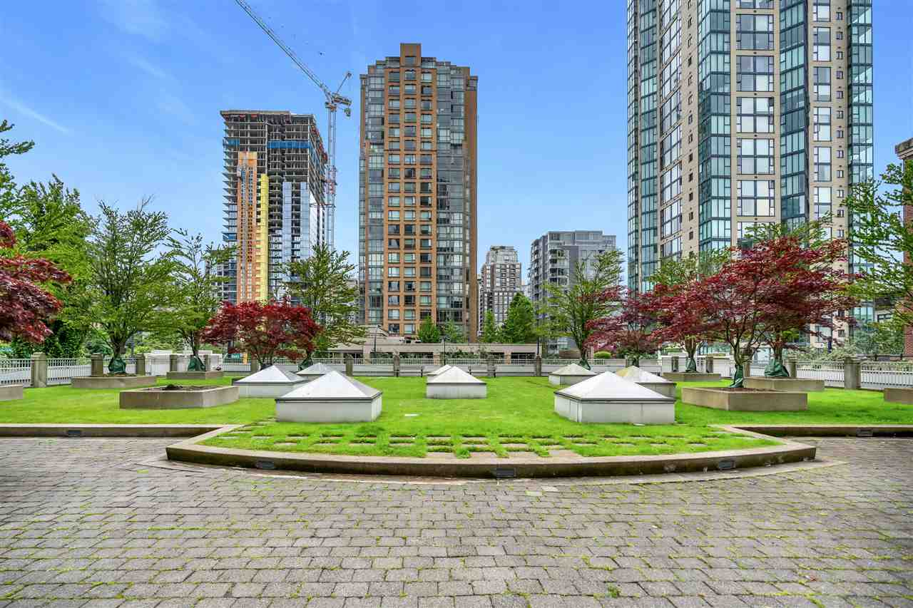 1606 1238 RICHARDS STREET - Yaletown Apartment/Condo for sale, 1 Bedroom (R2539296) - #24