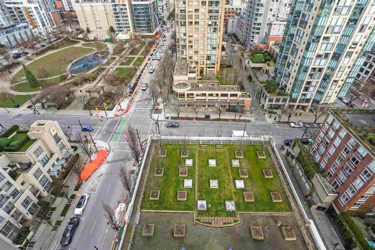 1606 1238 RICHARDS STREET - Yaletown Apartment/Condo for sale, 1 Bedroom (R2539296) - #25