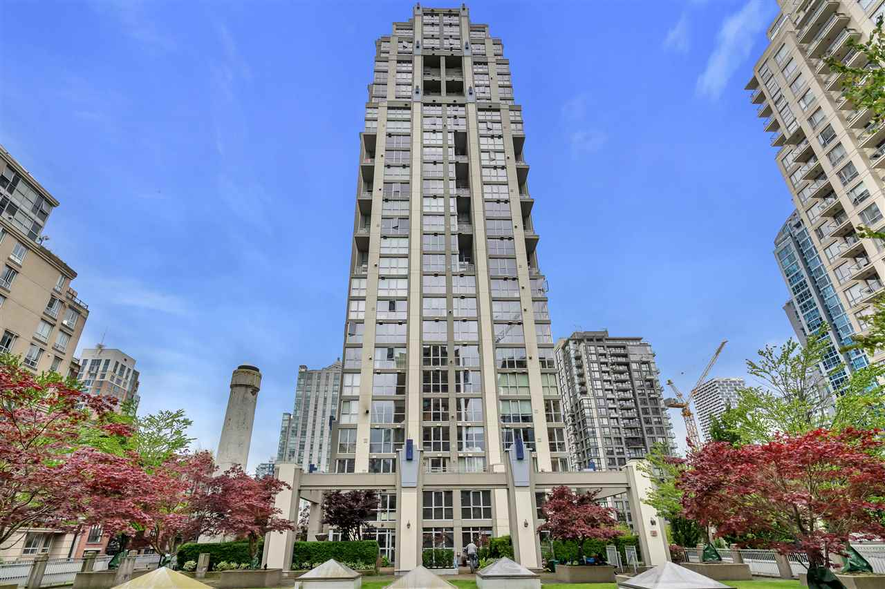 1606 1238 RICHARDS STREET - Yaletown Apartment/Condo for sale, 1 Bedroom (R2539296) - #26