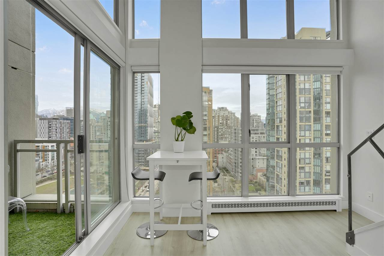 1606 1238 RICHARDS STREET - Yaletown Apartment/Condo for sale, 1 Bedroom (R2539296) - #3