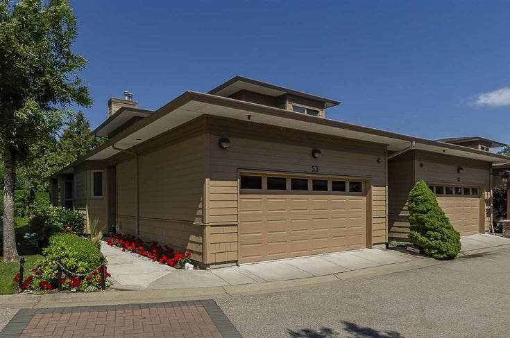 53 16655 64 AVENUE - Cloverdale BC Townhouse for sale, 4 Bedrooms (R2539303)