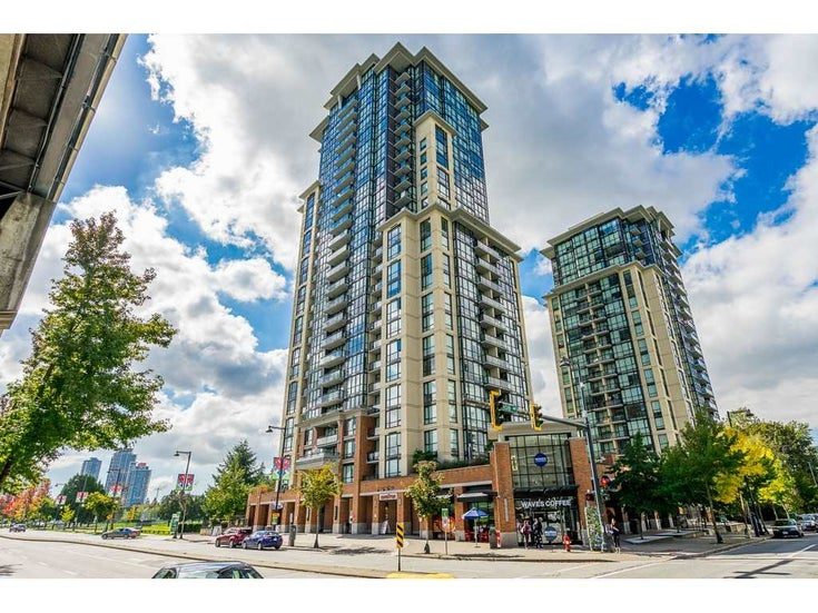 2504 10777 UNIVERSITY DRIVE - Whalley Apartment/Condo for sale, 2 Bedrooms (R2539376)