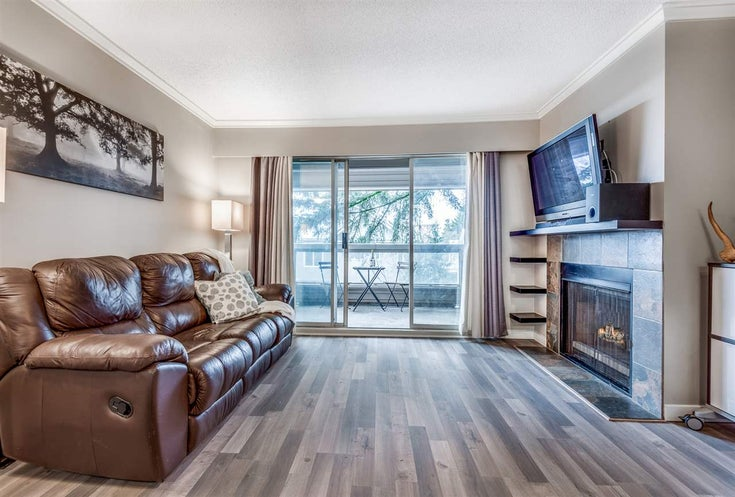 212 932 ROBINSON STREET - Coquitlam West Apartment/Condo for sale, 1 Bedroom (R2539426)