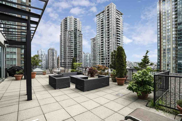1803 889 HOMER STREET - Downtown VW Apartment/Condo for sale, 2 Bedrooms (R2539427)