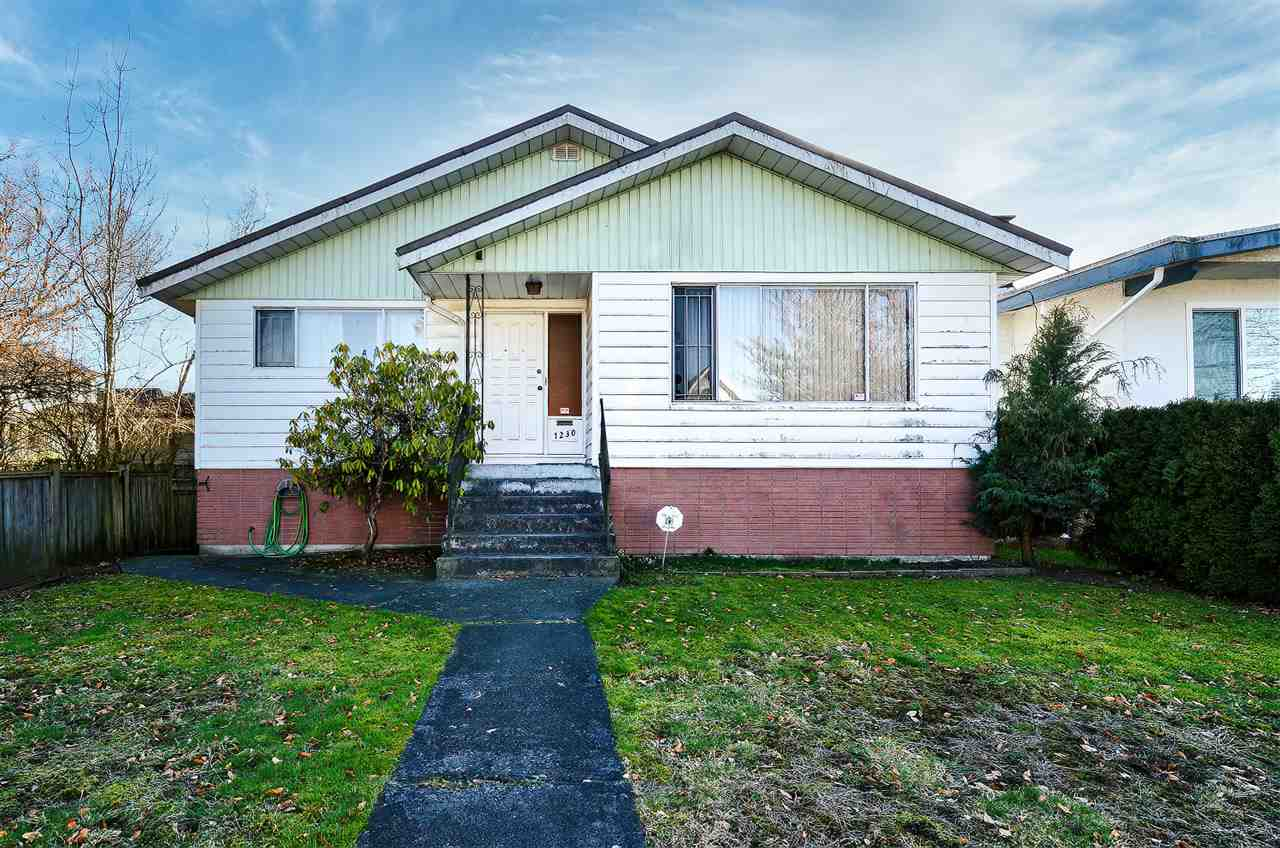 1230 E 54TH AVENUE - South Vancouver House/Single Family for sale, 5 Bedrooms (R2539429) - #1