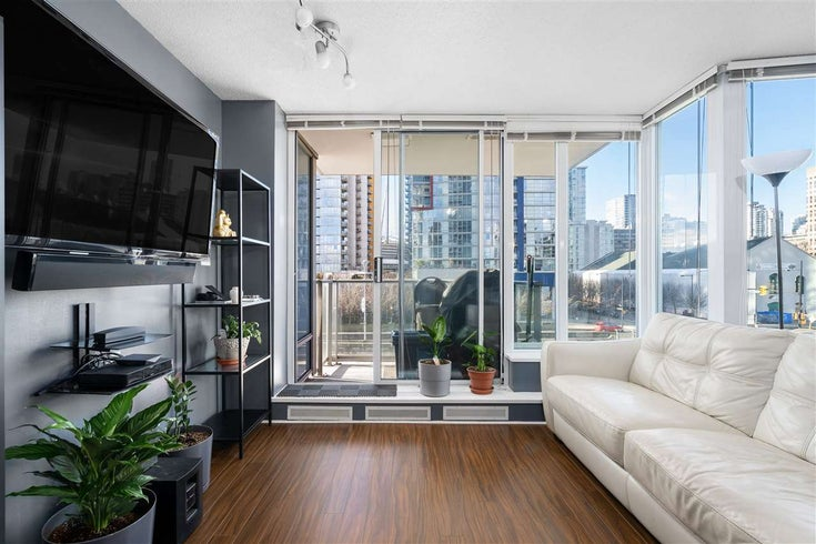 901 188 KEEFER PLACE - Downtown VW Apartment/Condo for sale, 1 Bedroom (R2539462)