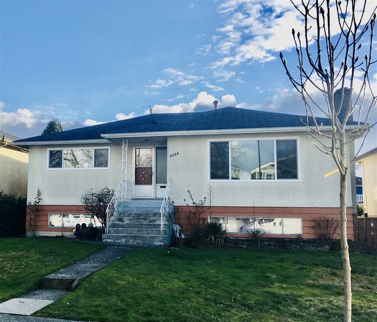 3556 E 27TH AVENUE - Renfrew Heights House/Single Family for sale, 5 Bedrooms (R2539478)